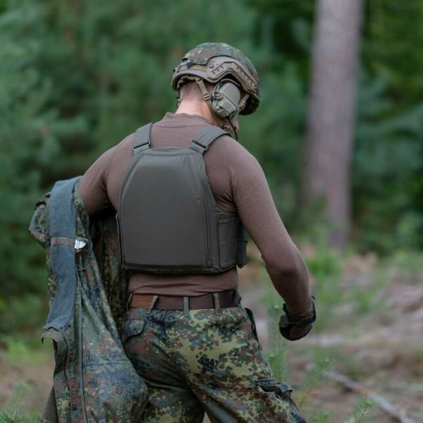 Schutz vor Schusswaffen